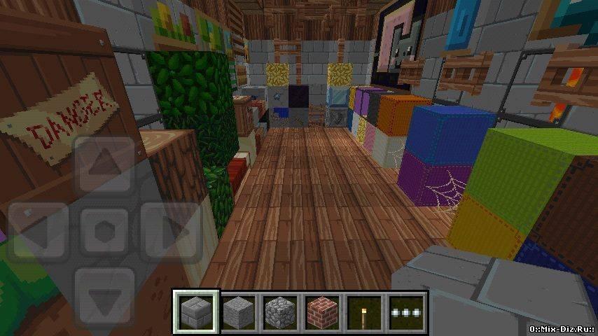 Скачать Minecraft Pe 0.7.1 Серверна Андроид