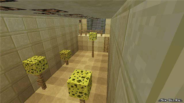 Карты на прохождение для Minecraft 1.5.2, 1.6.2, 1.7.2, 1 ...
